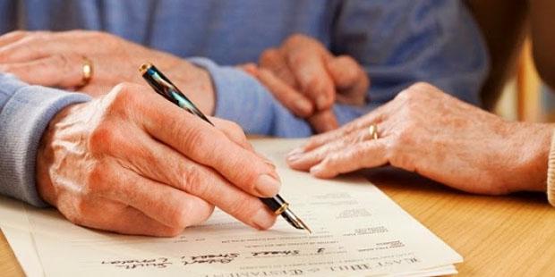 Donar en vida o hacer testamento